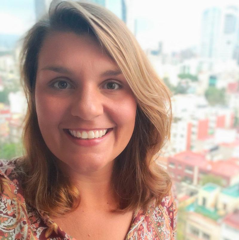 Kristen Perkins: Director of eCommerce